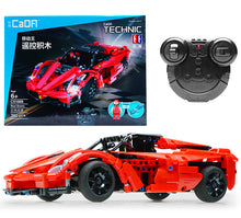 Load image into Gallery viewer, Cada Red Storm Race Car  | C51009