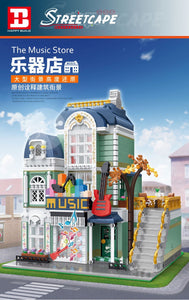 Xinyu/Happy Build The Music Store | YC20008