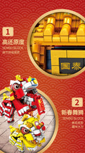 Load image into Gallery viewer, Sembo Block Chinese New Year Lion Dance | 201020