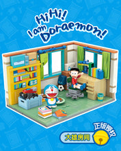 Load image into Gallery viewer, Keeppley Doraemon Time Machine and Nobita's Room | K20401 and K20402