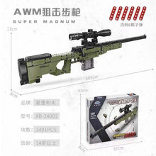 Load image into Gallery viewer, Xingbao Battlefield Firewire Gun Series | XB24001-24002