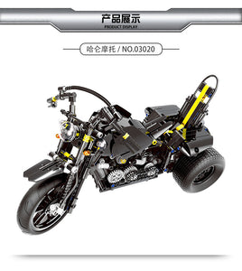 Xingbao Dream Car - Bike Series | XB03019-03021