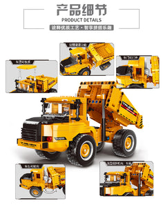Xingbao Construction Strict Norm Series |  XB03034-XB03040