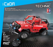Load image into Gallery viewer, Cada Off Road Warrior | C51001