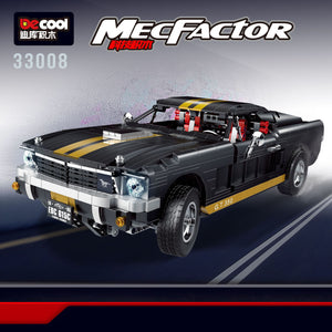 Decool Ford Mustang | 33008