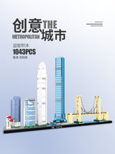 Load image into Gallery viewer, Woma Hong Kong Skyline | C0333
