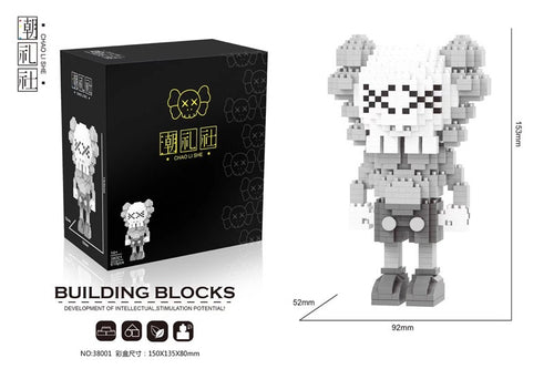 WiseHawk and CLS KAWS Nanoblocks Series
