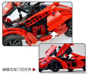 Cada Red Storm Race Car  | C51009