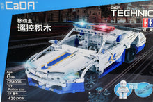 Load image into Gallery viewer, Cada GT Police Car  | C51006