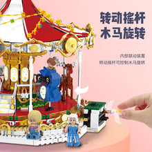 Load image into Gallery viewer, Xingbao Merry Go Round, Carousel | XB30001