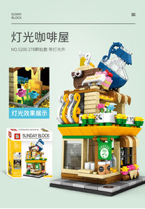 Sunday Block (Sembo) Mini Street Shops 2021 | SY5200-5207