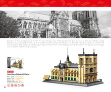 Load image into Gallery viewer, Wange Architecture Notre Dame | 5210