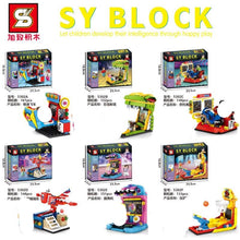 Load image into Gallery viewer, SY Block (Sembo) Arcade Game Series | 5301 and 5302
