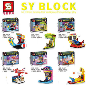 SY Block (Sembo) Arcade Game Series | 5301 and 5302