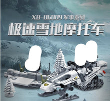 Load image into Gallery viewer, Xingbao XB06009 Across the Battle Field - Ice Vehicle