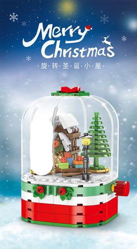 Sembo Block Christmas Sets |601090-601092, 601094