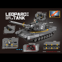 Load image into Gallery viewer, Xingbao Leopard II Main Battle Tank | XB06032