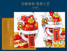 Load image into Gallery viewer, Panlos Dragon Dance Set | 610007
