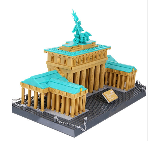 Wange The Brandenburg Gate of Berlin | 6211