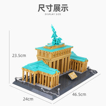 Load image into Gallery viewer, Wange The Brandenburg Gate of Berlin | 6211