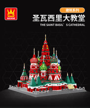 Load image into Gallery viewer, Wange The Saint Basil's Cathedral | 6213