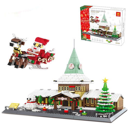 Wange Santa Claus Office | 6218