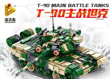 Load image into Gallery viewer, Panlos T-90  Main Battle Tank | 632005
