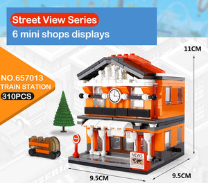 Panlos Street Scape and Street View Series |657001-657018