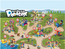 Load image into Gallery viewer, Panlos Paradise Theme Park | 692001-6920010