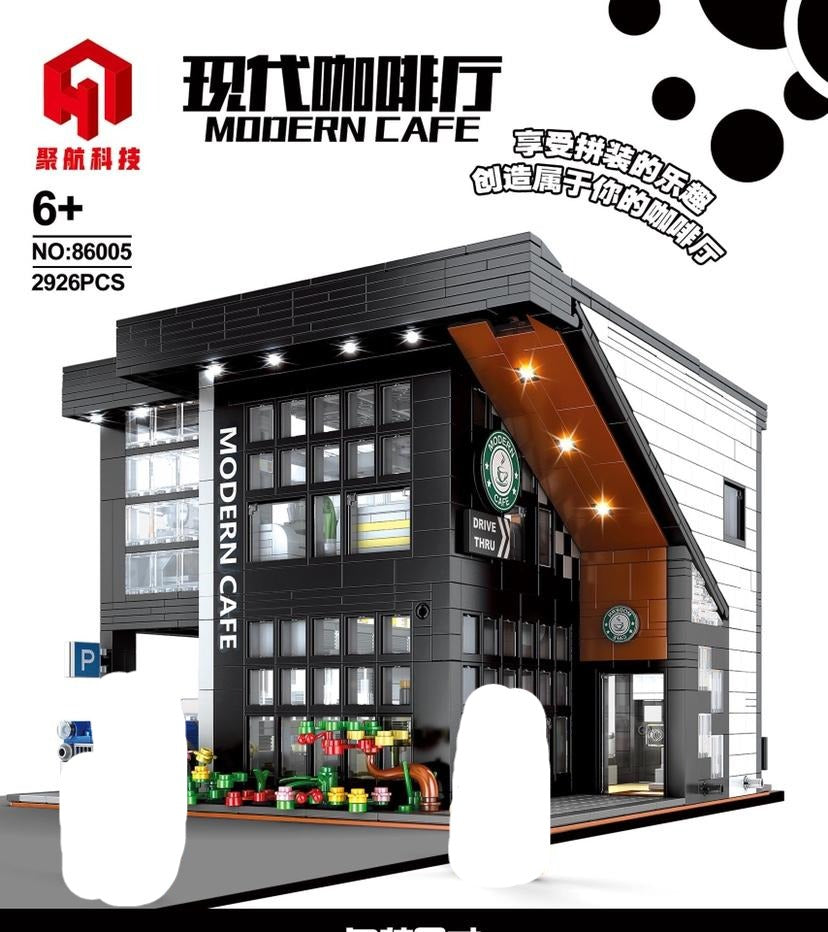 JuHang Modern Cafe (coffee shop) | 86005