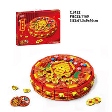Load image into Gallery viewer, Woma Chinese New Year Candy Box | 9122