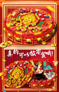Woma Chinese New Year Candy Box | 9122