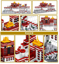 Load image into Gallery viewer, Zhegao Potala Palace | 0960