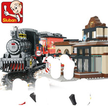 Load image into Gallery viewer, Sluban Railway - B236