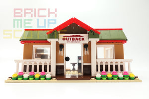 Oxford Block Outback Steakhouse | Limited Edition