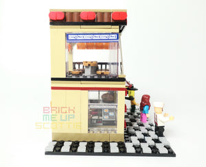 Sembo Block Mini Shops | 601017-601024