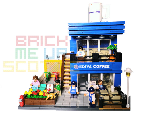 Oxford Block Ediya Coffee Shop | ST33348