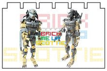 Load image into Gallery viewer, Sluban | The predator - B0720A