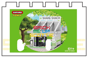 Oxford Block Shake Shack | Limited Edition