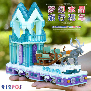 Mould King Dream Crystal Parade Float | 11002