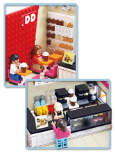 Load image into Gallery viewer, Oxford Block Sweet Dunkin Donuts Shop - HS33919