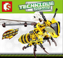 Sembo Block Dragonfly 703300 / Bumblebee 703200