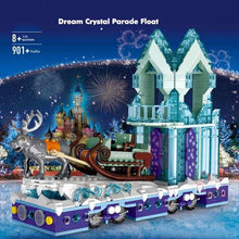 Load image into Gallery viewer, Mould King Dream Crystal Parade Float | 11002