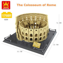 Load image into Gallery viewer, Wange The Colosseum of Rome | 5225