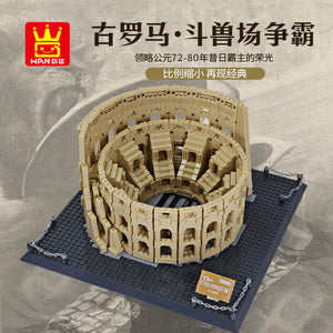 Wange The Colosseum of Rome | 5225