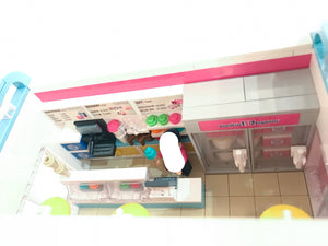 Oxford Block Sweet Ice Cream Shop | HS33913