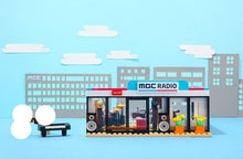 Load image into Gallery viewer, Oxford MBC Radio Station |  Discontinued/Limited