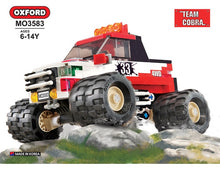 Load image into Gallery viewer, Oxford Block 4X4 Monster Truck - MO3583