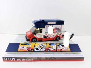 Royal Toys Hong Kong Softee Car | RT01