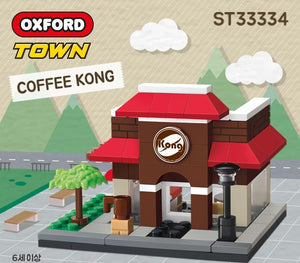 Oxford Block Coffee Kong - ST33334